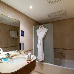 Отель El Oumnia Puerto Марокко, Танжер - отзывы, цены и фото номеров - забронировать отель El Oumnia Puerto онлайн ванная фото 2