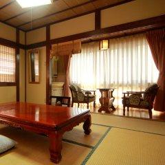 Отель Hayato Ryokan Цуруока удобства в номере