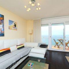 Отель Lloret View Beach Испания, Льорет-де-Мар - отзывы, цены и фото номеров - забронировать отель Lloret View Beach онлайн комната для гостей фото 2