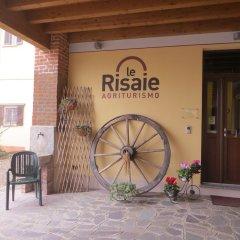 Отель Agriturismo Le Risaie Базильо фото 18
