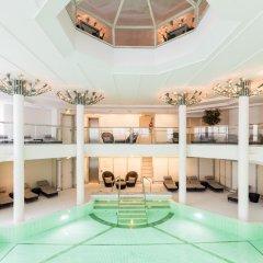 Отель Europäischer Hof Hamburg Германия, Гамбург - отзывы, цены и фото номеров - забронировать отель Europäischer Hof Hamburg онлайн бассейн фото 3