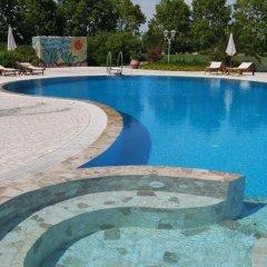 Отель Sangiorgio Resort & Spa Кутрофьяно бассейн фото 3