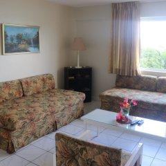 Отель Angel Fish Beach Suites - Turtle Tower комната для гостей фото 4