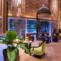 Отель Sabai Resort by MANATHAI Surin Таиланд, Камала Бич - отзывы, цены и фото номеров - забронировать отель Sabai Resort by MANATHAI Surin онлайн интерьер отеля