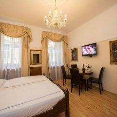 Отель Donatello Прага комната для гостей фото 3