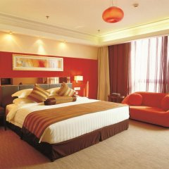 Xian Union Alliance Atravis Executive Hotel комната для гостей фото 2