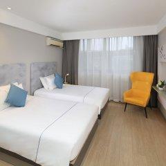Отель Magnotel Chengdu Taikoo Li Dong Feng Bridge комната для гостей