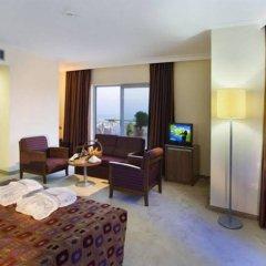 Queens Park Resort Турция, Кемер - отзывы, цены и фото номеров - забронировать отель Queens Park Resort онлайн комната для гостей фото 2