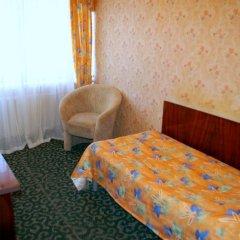 Гостиница Кавказ в Краснодаре 4 отзыва об отеле, цены и фото номеров - забронировать гостиницу Кавказ онлайн Краснодар комната для гостей фото 3