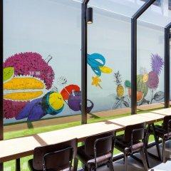 Отель ibis Styles Bangkok Khaosan Viengtai балкон