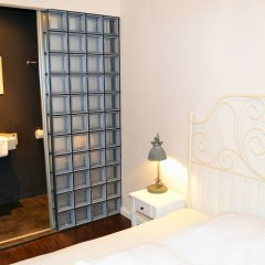 Отель Sankt Pauli Lodge Германия, Гамбург - отзывы, цены и фото номеров - забронировать отель Sankt Pauli Lodge онлайн комната для гостей фото 2