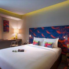 Отель ibis Styles Bangkok Khaosan Viengtai комната для гостей фото 3