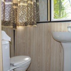 Отель Le Bamboo ванная
