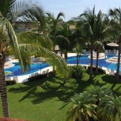 Отель Casa Vacacional Acapulco Residencial Terrasol Diamante 025 бассейн фото 2