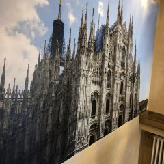 Hotel Corvetto балкон