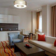 Гостиница Courtyard Marriott Sochi Krasnaya Polyana 4* Стандартный номер разные типы кроватей фото 5