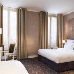 Отель Elysa Luxembourg Париж комната для гостей фото 3
