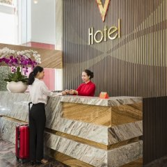 Отель V Nha Trang интерьер отеля фото 2