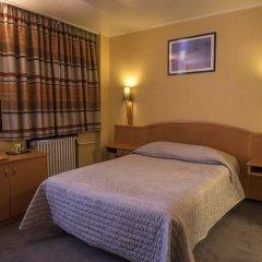 Отель La Grande Cloche Брюссель комната для гостей