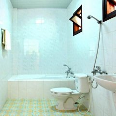 Cua Dai Beach Hotel ванная фото 2