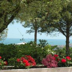 Отель Colle Moro - B&B Villa Maria пляж