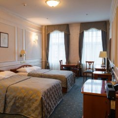 Гостиница Европа комната для гостей фото 5