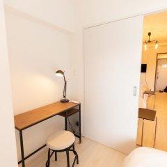 Отель Residence Tenjinn Minami Япония, Фукуока - отзывы, цены и фото номеров - забронировать отель Residence Tenjinn Minami онлайн удобства в номере фото 2
