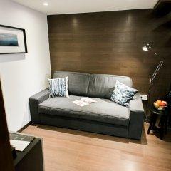 Апартаменты Dfive Apartments - Sziv Будапешт комната для гостей