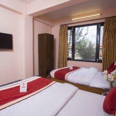 Отель OYO 149 Kalpa Brikshya Hotel Непал, Катманду - отзывы, цены и фото номеров - забронировать отель OYO 149 Kalpa Brikshya Hotel онлайн комната для гостей фото 5