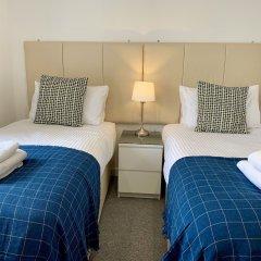 Отель Glasgow Central Apartments Великобритания, Глазго - отзывы, цены и фото номеров - забронировать отель Glasgow Central Apartments онлайн комната для гостей фото 3