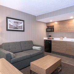 Отель Sandman Hotel Calgary City Centre Канада, Калгари - отзывы, цены и фото номеров - забронировать отель Sandman Hotel Calgary City Centre онлайн спа фото 2