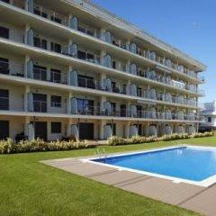 Отель Camping Salata Испания, Курорт Росес - отзывы, цены и фото номеров - забронировать отель Camping Salata онлайн бассейн фото 2