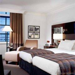 Отель Sofitel London St James Великобритания, Лондон - 1 отзыв об отеле, цены и фото номеров - забронировать отель Sofitel London St James онлайн комната для гостей