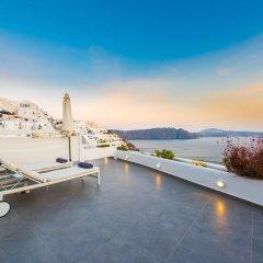 Отель Santorini Secret Suites & Spa бассейн фото 3