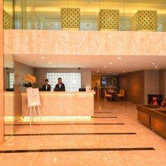 GK Central Hotel интерьер отеля