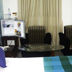 VJ City Hotel удобства в номере