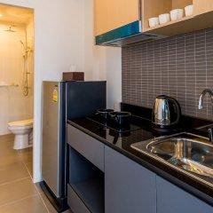 Отель Hill Myna Condotel 3* Стандартный номер с разными типами кроватей фото 3