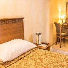 Гостиница Лиготель комната для гостей фото 5