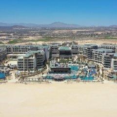 Отель Hard Rock Hotel Los Cabos - All inclusive Мексика, Кабо-Сан-Лукас - отзывы, цены и фото номеров - забронировать отель Hard Rock Hotel Los Cabos - All inclusive онлайн пляж фото 2