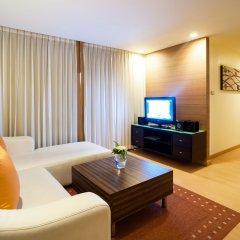 Отель Aspen Suites Бангкок комната для гостей фото 2
