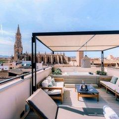 Отель Sant Francesc Hotel Singular Испания, Пальма-де-Майорка - отзывы, цены и фото номеров - забронировать отель Sant Francesc Hotel Singular онлайн пляж