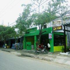 Отель An Thi Homestay Хойан парковка