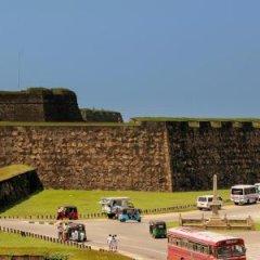 Отель The Bungalow Galle Fort Шри-Ланка, Галле - отзывы, цены и фото номеров - забронировать отель The Bungalow Galle Fort онлайн балкон