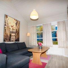 Отель Bergen Camping Park Берген комната для гостей