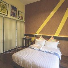 Bharani Hostel Бангкок комната для гостей фото 4