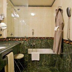 Отель Grand Visconti Palace Италия, Милан - 12 отзывов об отеле, цены и фото номеров - забронировать отель Grand Visconti Palace онлайн ванная