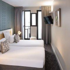 Отель Paris Bastille Франция, Париж - отзывы, цены и фото номеров - забронировать отель Paris Bastille онлайн комната для гостей фото 4