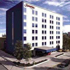 Отель Hampton Inn by Hilton/ GuadalajaraExpo Мексика, Гвадалахара - отзывы, цены и фото номеров - забронировать отель Hampton Inn by Hilton/ GuadalajaraExpo онлайн парковка