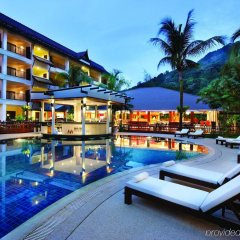 Отель Swissotel Phuket Камала Бич бассейн