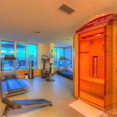 Отель STRUDLHOF Вена фитнесс-зал фото 2
